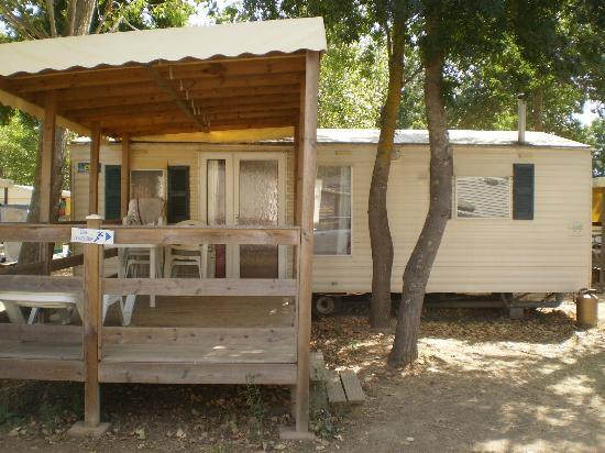 Camping les Ondines : notre mobilhom