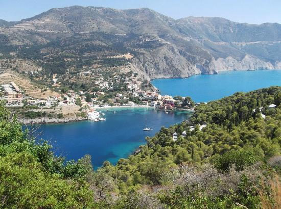Olive Garden Apartments View Of Assos