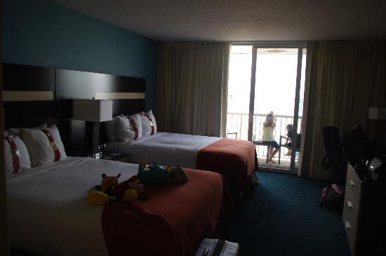 Holiday Inn Resort Daytona Beach Oceanfront: Oceanview Room