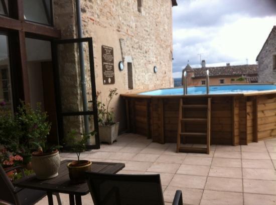 Hotel Des Consuls : piscine