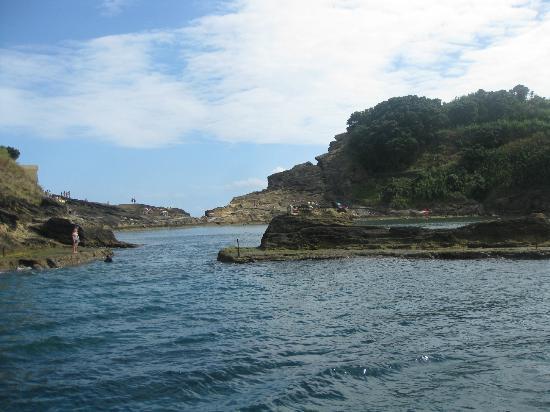 Vila Franca do Campo, Portugal: un dia de baño y snorkel