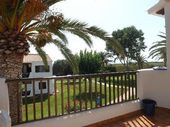 Menorca Vacations: Dal balcone