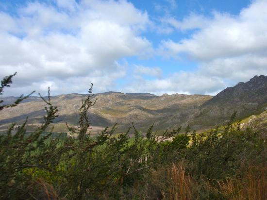 Franschhoek Pass: Scenic