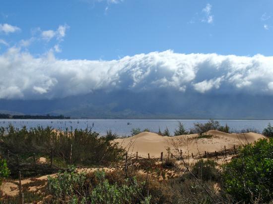 Franschhoek Pass: Dam
