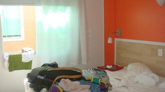 Go Inn Manaus: vista das janelas