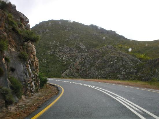 Franschhoek Pass: Great senery