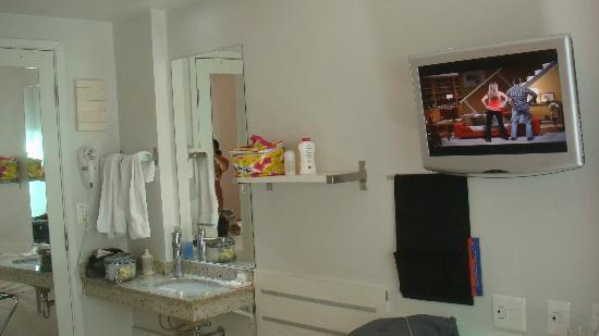 Go Inn Manaus: vista do quarto