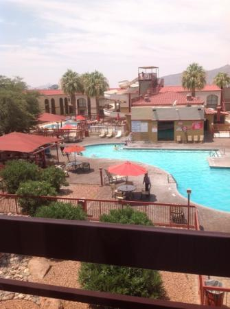 Wyndham EL Paso Airport Hotel and Water Park: pool