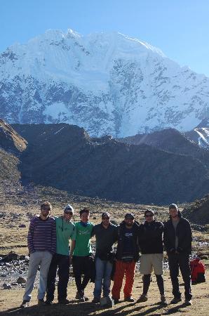 Marvelous Peru Day Tours: Segundo dia da trilha de Salcantay