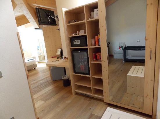 Hotel Chalet del Brenta: La nostra camera