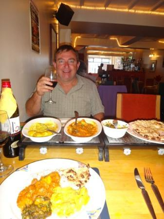 Avon Spice: simply the best curry we have ever had....and we've had a few!