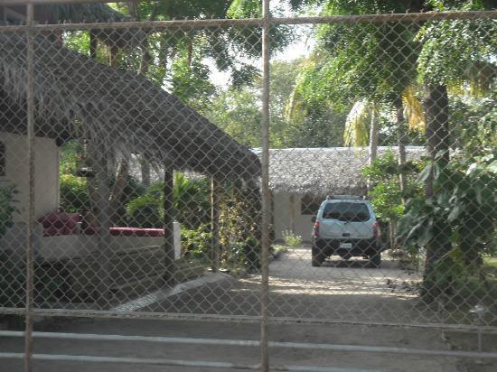 Villa Rosa: le parking