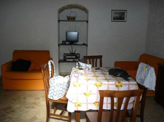 Residenza I Gioielli: cucina