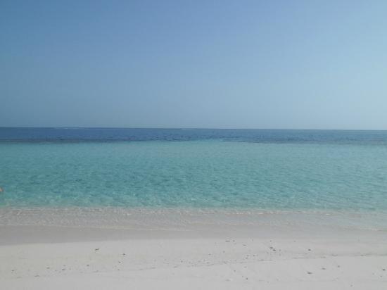 Villa Rosa: une mer turquoise et un sable blanc