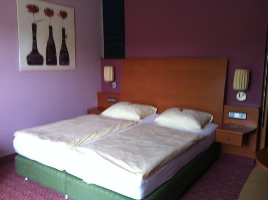 Paradiso Hotel: double room superior