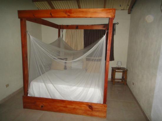 Villa Rosa: une partie de la chambre