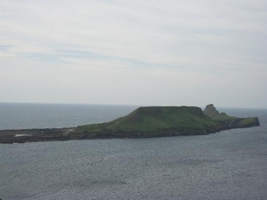 Rhossili Bay: worms head