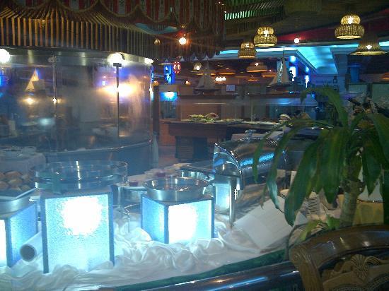 Al Nafoura Restaurant: buffet
