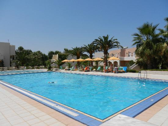 Hotel Delfina Beach: piscine
