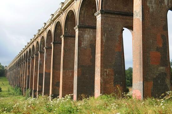 Haywards Heath, UK: Ouse Valley Viaduct