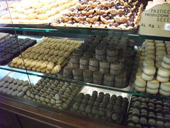 Pasticceria Venier: pastries