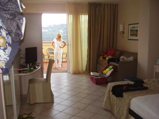 Hotel Liliana : Suite