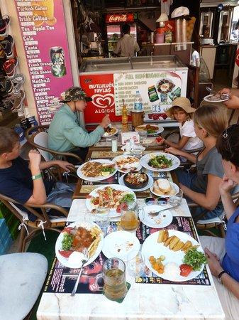 Dedem K. Restaurant: Lunch at Dedem Kebap