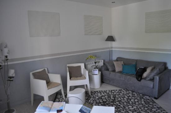 Villa Esprit de Famille: Il soggiorno
