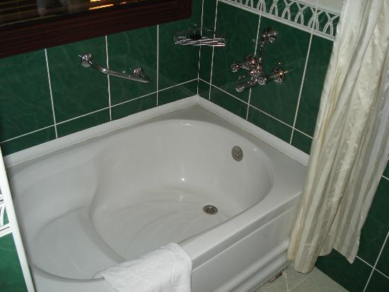 Antique Roman Palace: bathroom