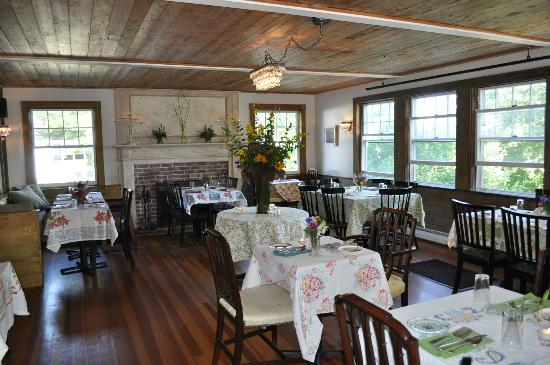 Nebo Lodge: Beautiful dining room