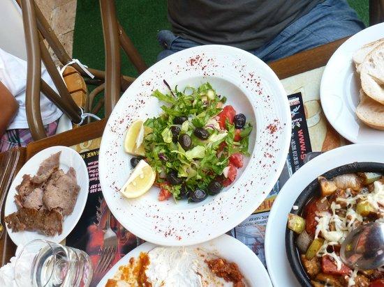 Dedem K. Restaurant: more good food !