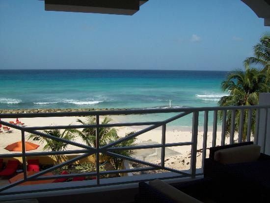Ocean Two Resort & Residences : View from the balcony