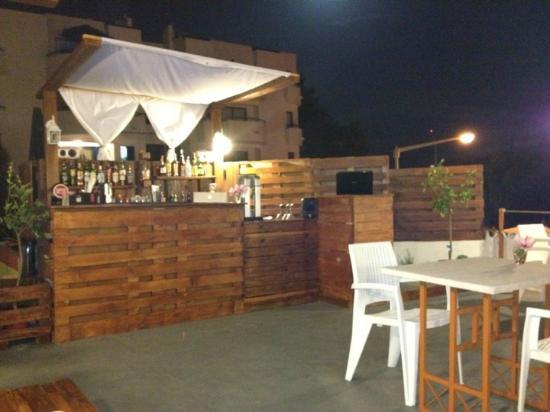Eco Lounge Bar: Bar