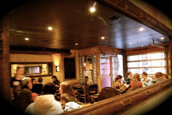 Lola Rosa Cafe Montreal Menu