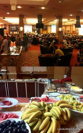 Merit Crystal Cove : The World Poker Tour Merit Cyprus Classic, including a full buffet all day!