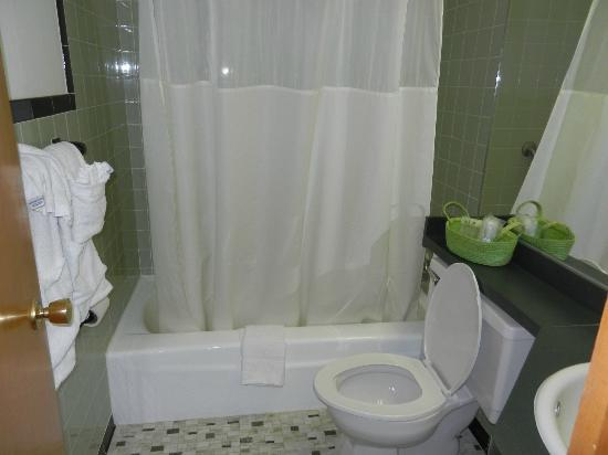 Dunham's Bay Resort: Bathroom
