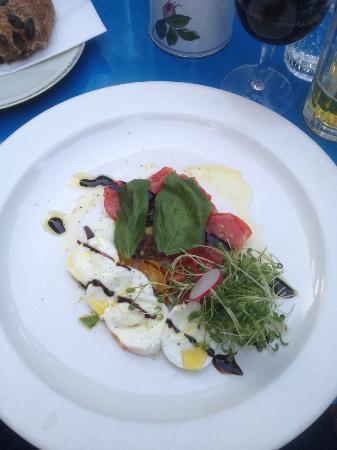 Restaurant Gartenhof : Vorspeise