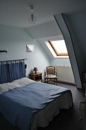 Hotel du Cap: la camera