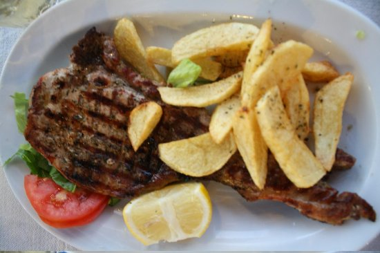 Triana: Grilled Pork