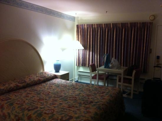 Rodeway Inn & Suites San Francisco: king single