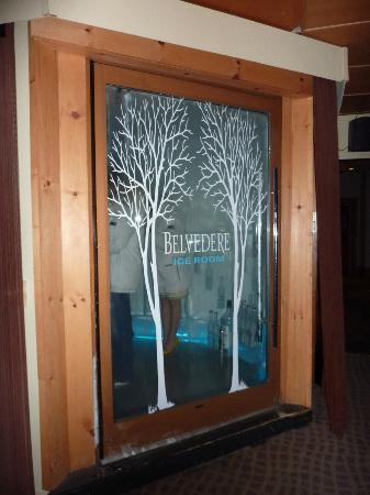 The Listel Hotel Whistler: Belvedere im Listel