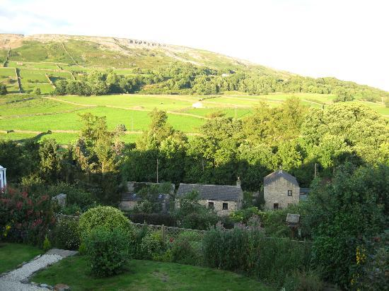 Arkleside Country Guest House: View from room