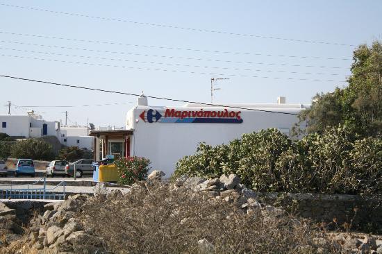 Diogenis studios : Few blocks away from Diogenis