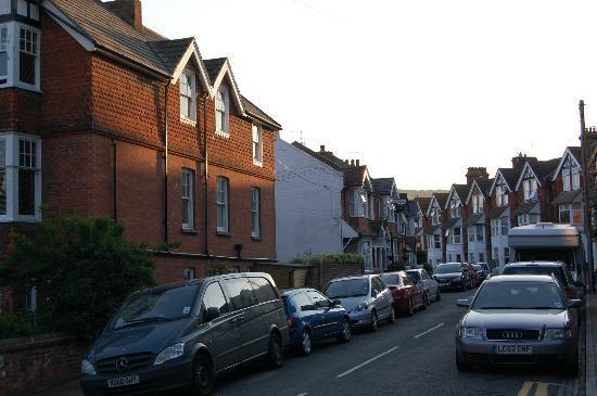 Ocklynge Manor Bed & Breakfast: around town