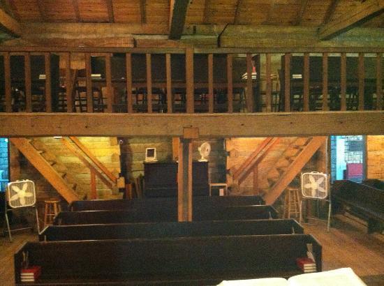 The Cane Ridge Meeting House
