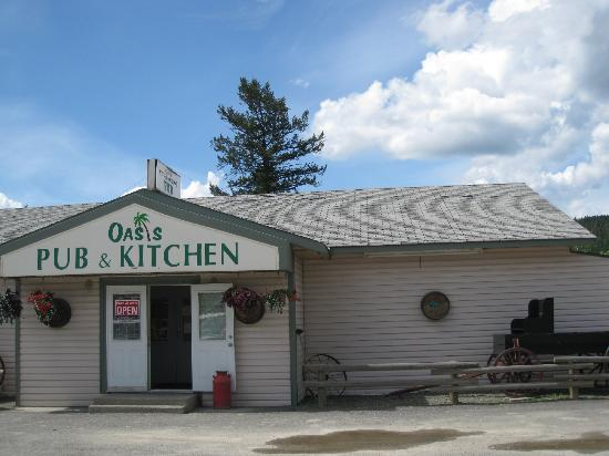 McLeese Lake - Oasis Pub