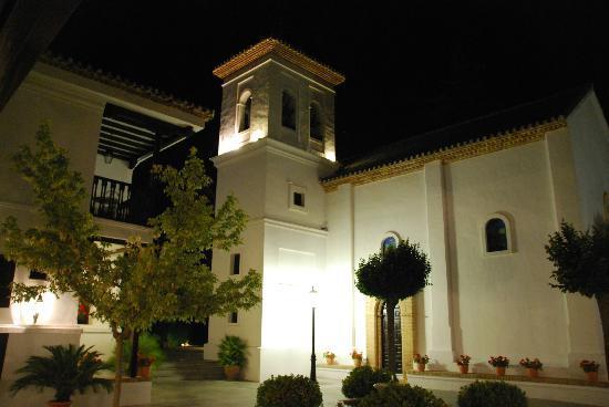 La Bobadilla, a Royal Hideaway Hotel: Vue de la terasse bu bar