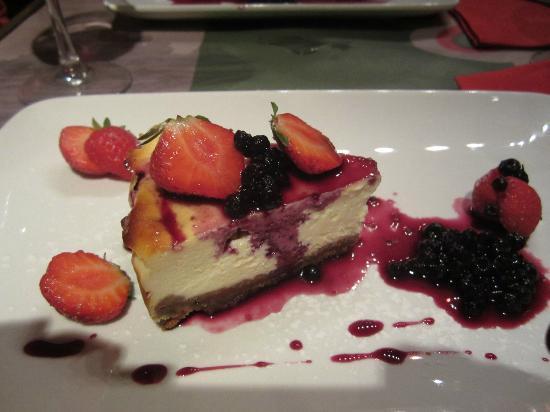 Le Bouchon Bordelais: Cheesecake