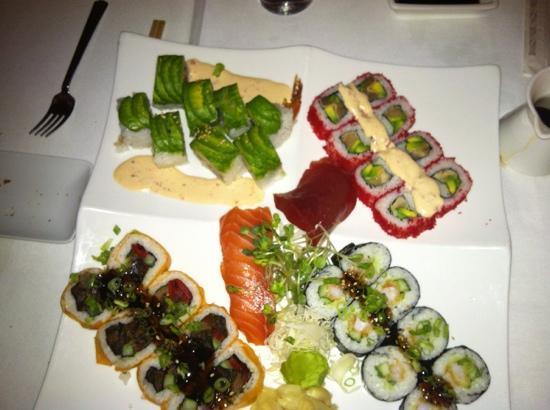 Metro!: great Sushi