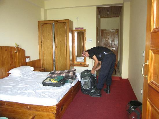Poornima Guest House: room